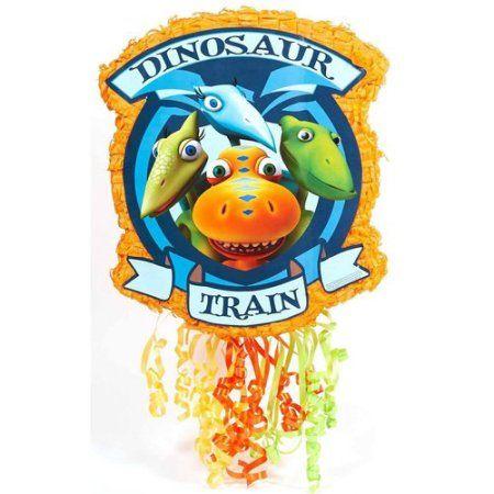 Buy Dinosaur Train Pull-String Pinata at Walmart.com