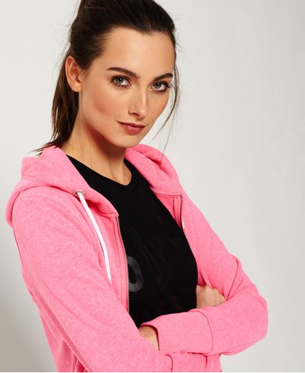Superdry Orange Label Luxe Loopback-Kapuzenjacke #jackets #womenswear #womensfashion #style #fashion #outfit  #SUPERDRY