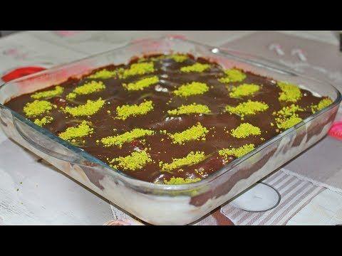 Dünyanın en kolay pastası 5 dakikada hazır muhteşem lezzet - YouTube