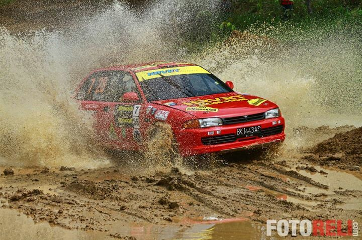 Sprint rally binuang 2013