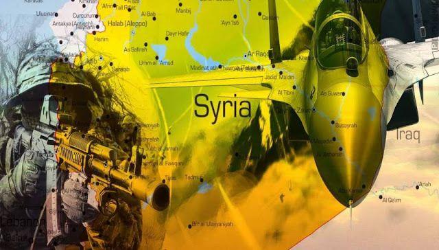 Τύπος & Λόγος: Oι Αμερικανοί προανήγγελλαν πτώση της Δαμασκού στο...