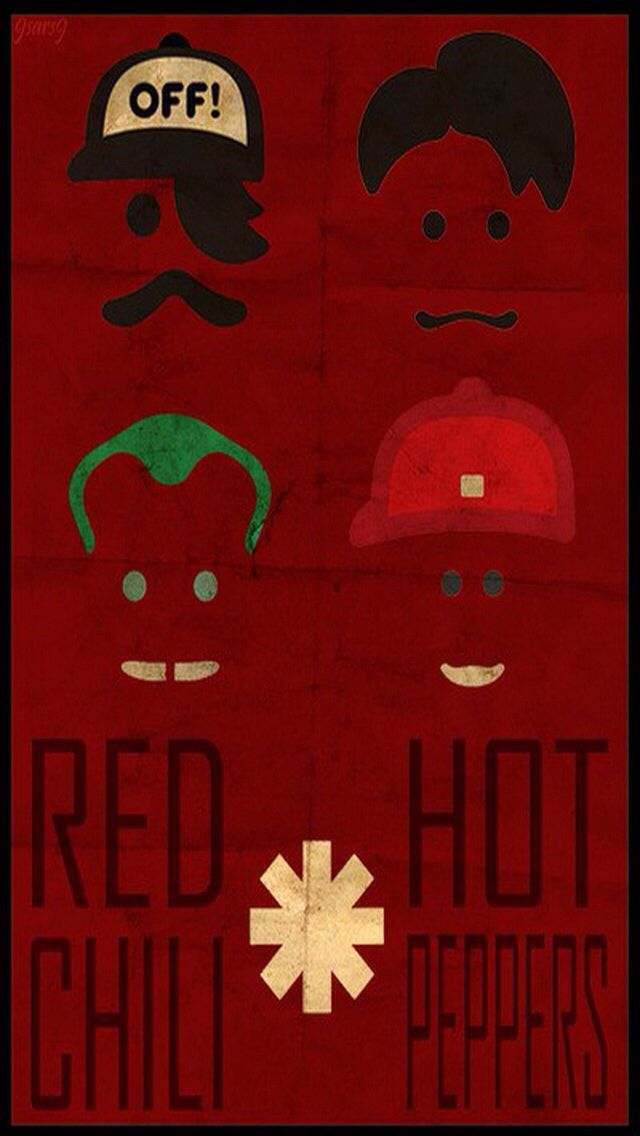 The chili peppers were and always will be one of the greatest rock/rap/punk/funk…