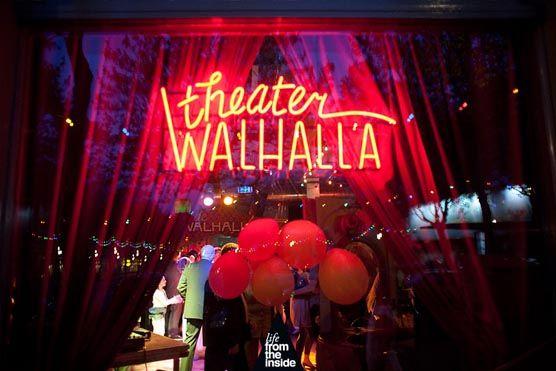 Theater Walhalla http://www.theaterwalhalla.nl/