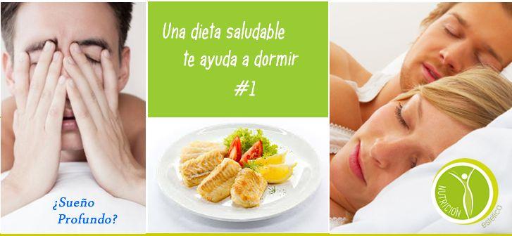 Tu dieta te ayuda a dormir. #1  #NutricionistaLima
