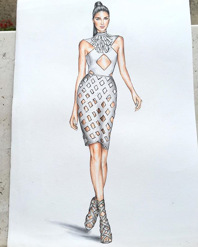 78 images about fashion sketch on pinterest megan hess