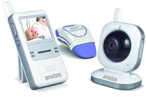 Snuza Trio 3-in1 baby monitor review  #snuza #babygear #baby