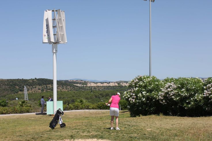 Instalación en La Alcaidesa Links Golf Resort. Cádiz