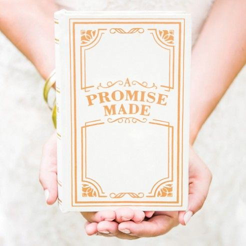 """Style Your Party Ringendoosje """"A Promise Made"""""""