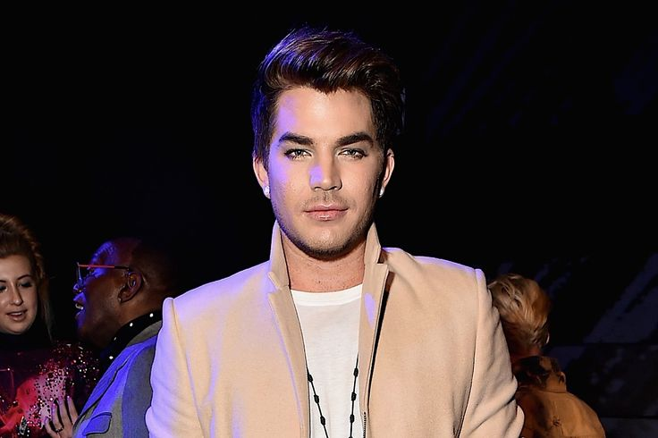 Adam Lambert Voted the Most Eligible Bachelor of 2017 by Out Magazine Readers