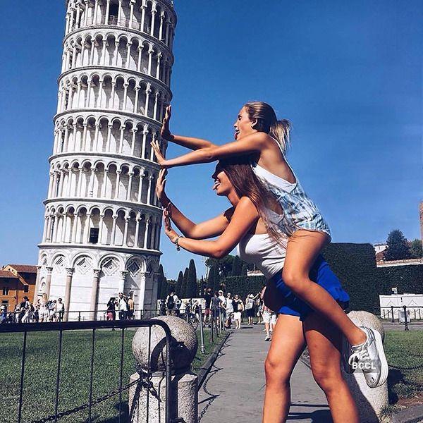 Erstaunliche Fotos von freigeistigen weiblichen Reisenden, die Ihnen wichtige Reiseziele geben können …