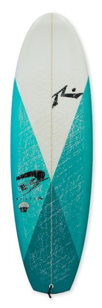 Muffin Top | Rusty | Surfboards | Surf Gear | REAL Watersports