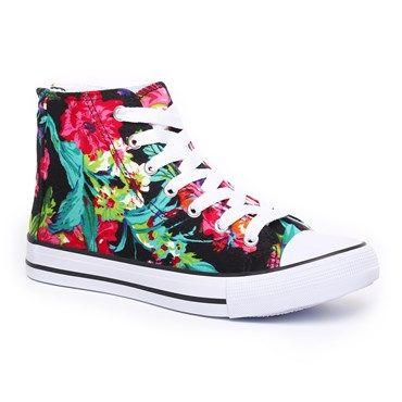 Anna Canvas Shoes