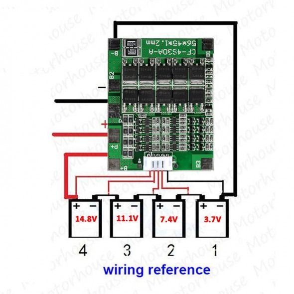 4s lipo battery wiring diagram diagram diagram, wire 4S Lipo Charger