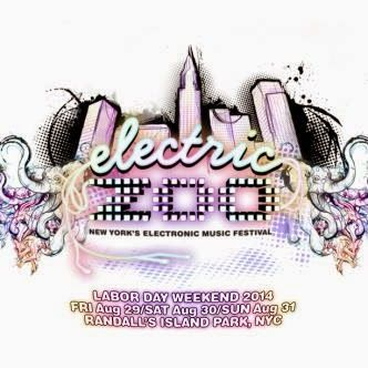 Anew Productions: ELECTRIC ZOO NEW YORK@ RANDALL'S ISLAND PARK  AUG ...