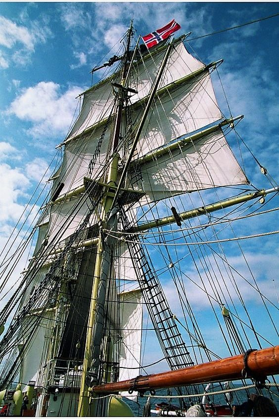 8 best rigged images on pinterest sail boats sailing ships and tall ship mast and rigging sciox Gallery