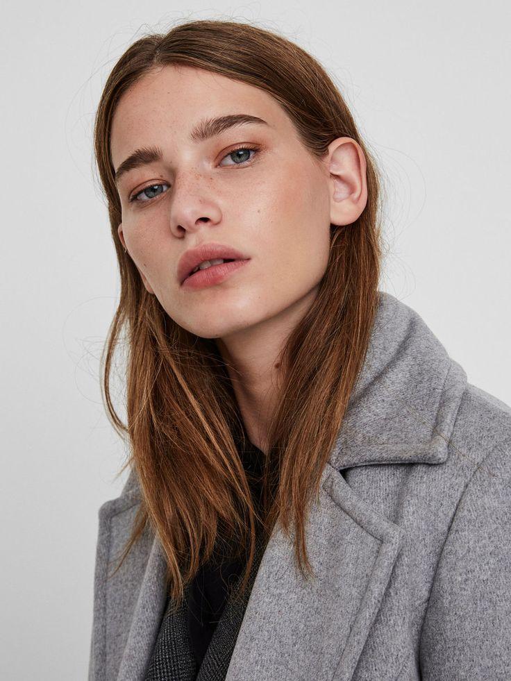 Villakankainen takki | VERO MODA