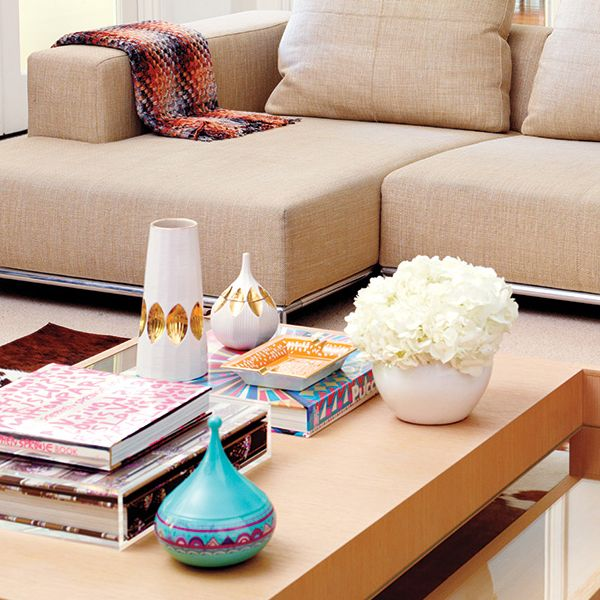 15 Coffee Table Styling Elements All Under 50 All Coffee And Tables