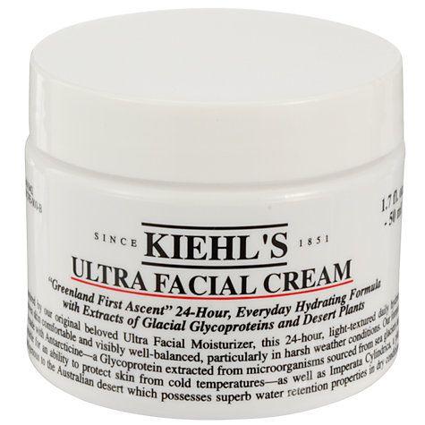 Buy Kiehl's Ultra Facial Cream, 50ml Online at johnlewis.com