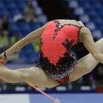 WK ritmische gymnastiek: acrobratisch en extreem lenig