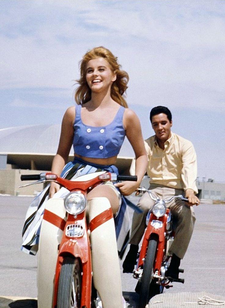 Elvis Presley and Ann Margret in Viva Las Vegas (1964)