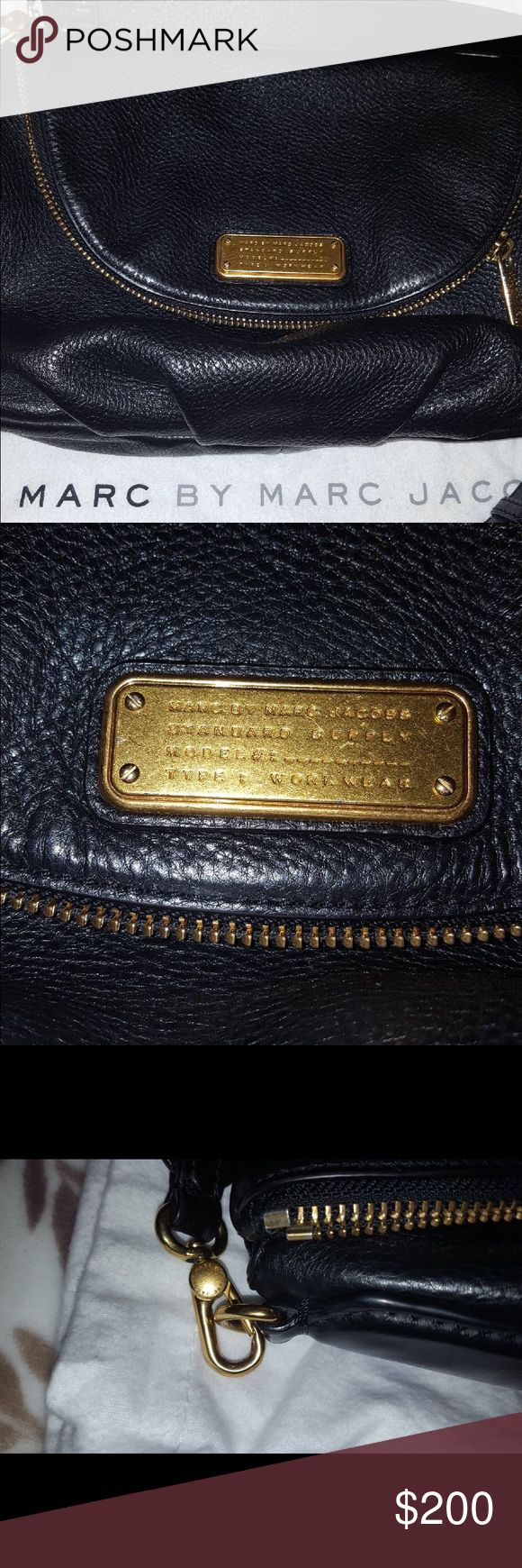 Marc by Marc Jacob Natasha Crossbody Marc by Marc Jacob Natasha Crossbody. Classic beautiful leather crossbody. Still in top condition. This is the large crossbody. Bags Crossbody Bags