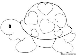 Resultado de imagen de dibujo tortuga