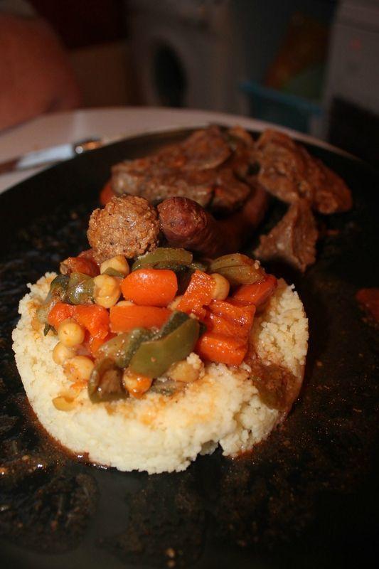 couscous express au cookeo