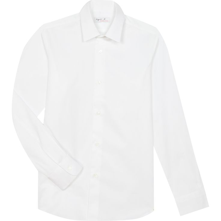 chemise andy blanche