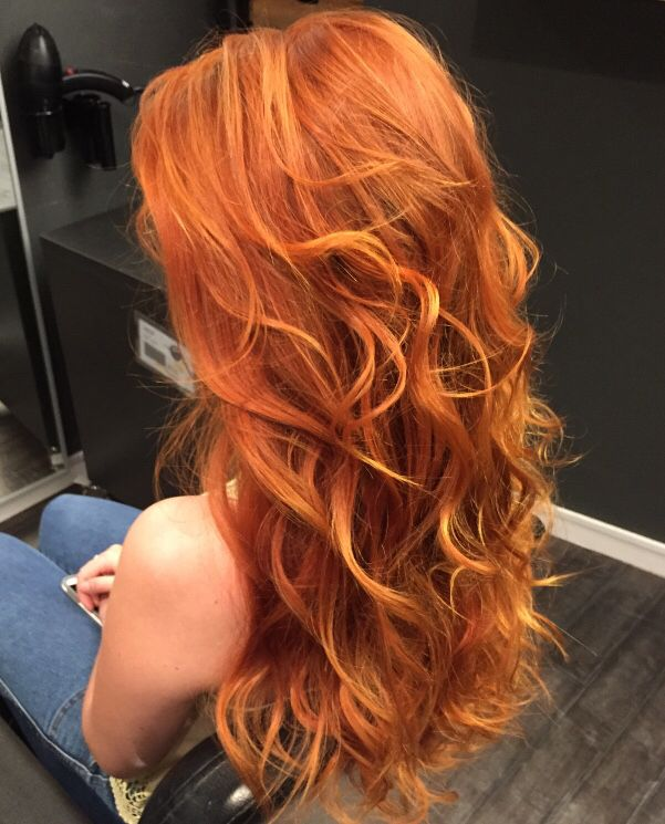 Best 25+ Red orange hair ideas on Pinterest