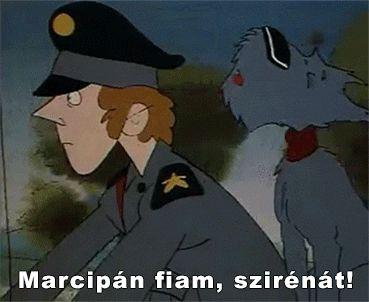 Pityke őrmester