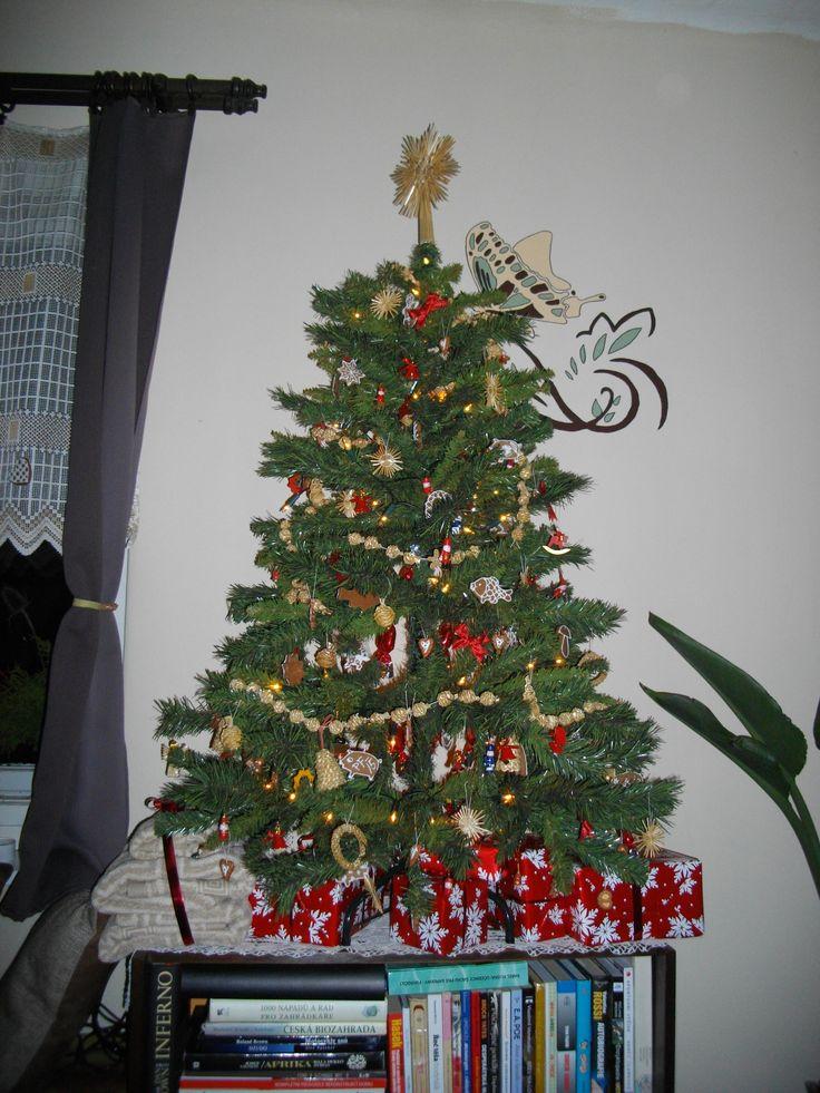 Náš krásný stromeček 2014