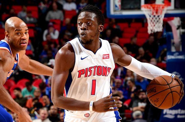 Detroit Pistons: Surviving without Reggie Jackson for 6-8 weeks
