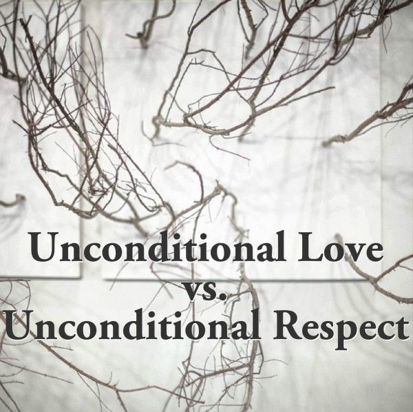 FAQ: Are you telling me I have to unconditionally respect my husband's bad behavior and become a door mat? Everyone knows respect must be earned! Dr. E says: When I talk about unconditional respect being equal to unconditional love in Ephesians 5:33,that's one of the first things people say. Although the Bible treats respect the […]
