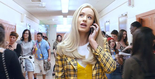 Iggy Azalea - Fancy music video