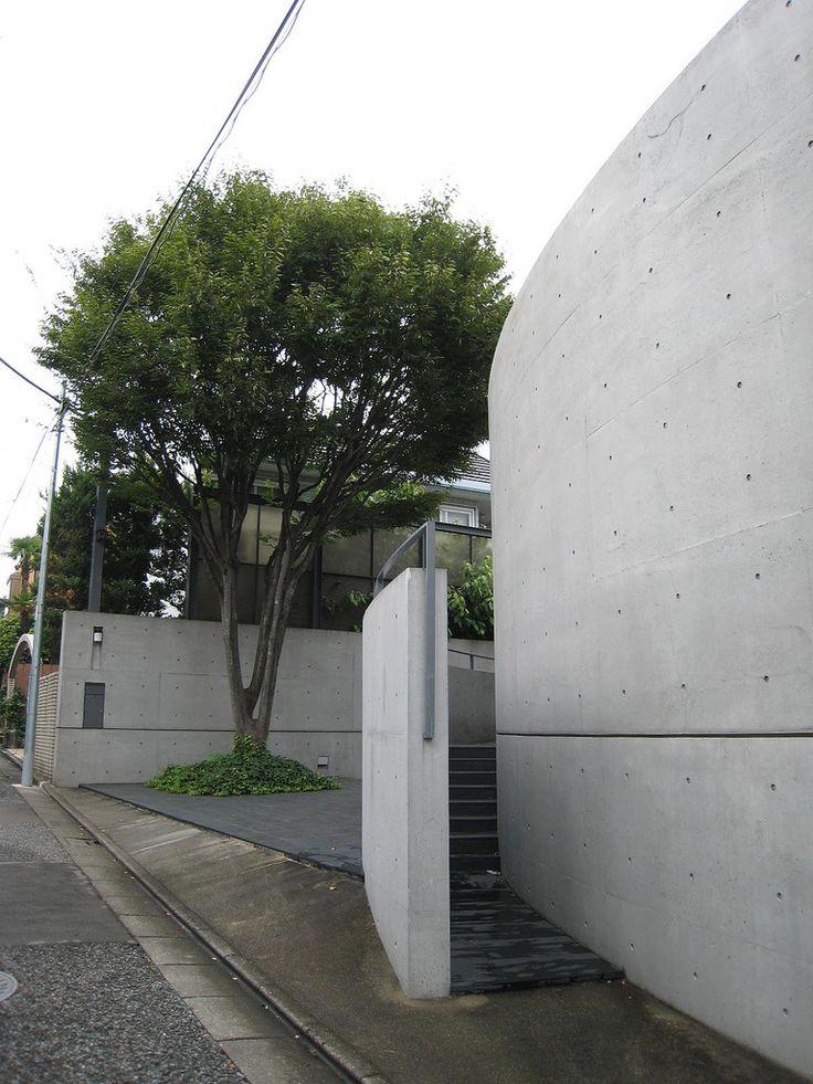 236 best tadao ando images on pinterest tadao ando for Kidosaki house