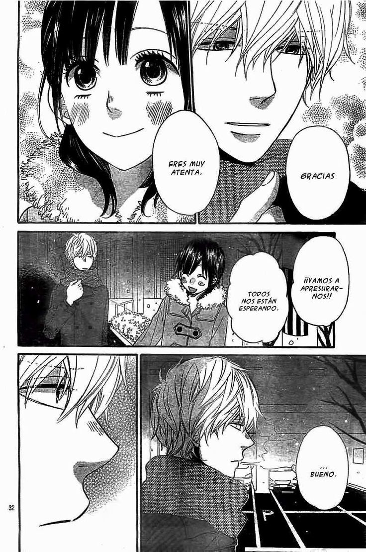 Ver Ookami Shoujo to Kuro Ouji 29 Manga Nuevo Gratis - Mangas Nuevos
