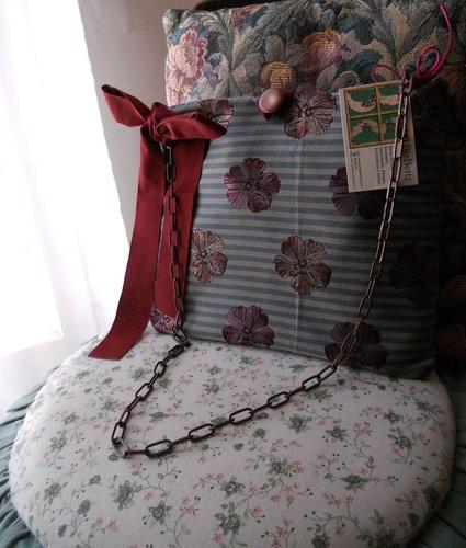 Borsa tessuto made Tiffany