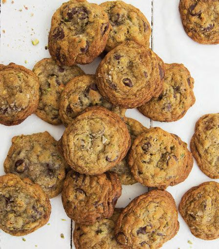 ... Cookies) on Pinterest | Chocolate chunk cookies, Ginger cookies and