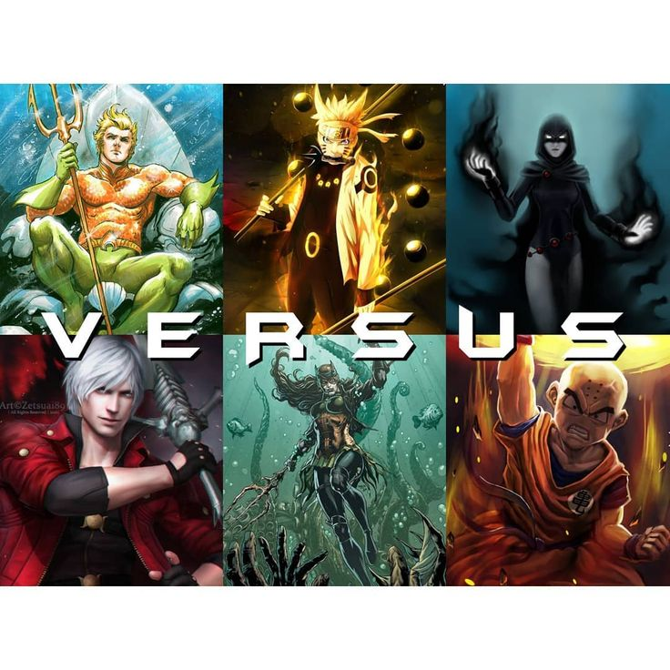 3v3 Pokémon/Comic Crossover Chaos!  Aquaman (water) SO6P Naruto (Fighting/Flying) Raven (dark/psychic)  VS  Dante (Normal/Dark) The Drowned (water/Ghost) Buu saga Krillin (fighting/flying)  Location: Gotham Gear: Standard Bloodlust: Character Based Morals: Character Based Prep: 2 weeks Power: Full Win By: KO/Death NOTES: Since it's Pokémon types apply! Be sure to use this when debating (water beats fire as example)  Restrictions: No Backup No BFR (Battlefield removal) No Cheap Wins No…