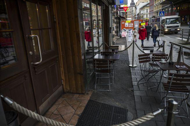 <p>STARTEN: Det var ved denne puben i Oslo sentrum at de danske undercover-agentene presenterte seg som kriminelle overfor Metkel Betews påståtte narkoliga for første gang i fjor vår.</p>
