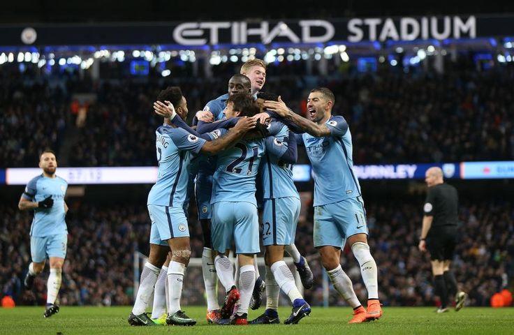 Manchester City 2 Burnley 1: Pep Guardiola won the game Fernandinho a liability and Jesus Navas isnt good enough