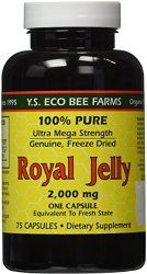 Royal jelly and fertility