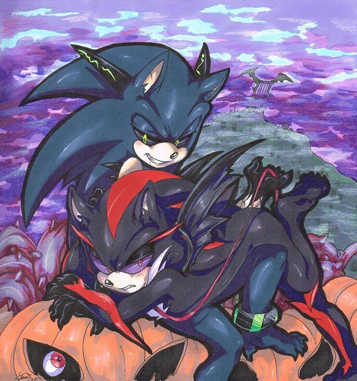 halloween sonic x