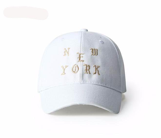 Kanye Coconut Hip - Hop Tide Baseball Cap Cheap Baseball Caps New York Embroidery Hats