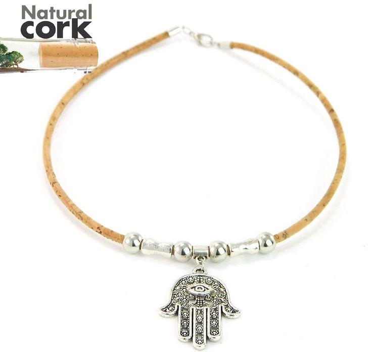 Fatimas Hamsa hand necklace N1039 //Price: $5.98 & FREE Shipping //     #HandmadeBracelets