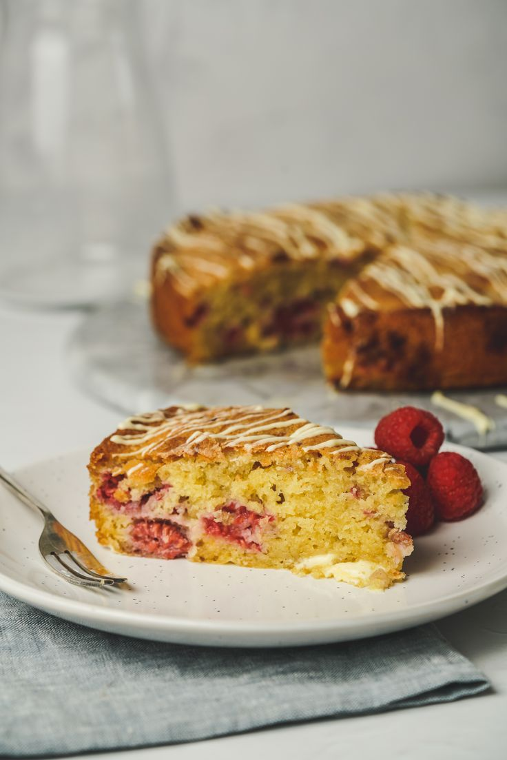 A delicious simple raspberry & white chocolate cake which can be done in under an hour! Only contains 6 ingredients and…