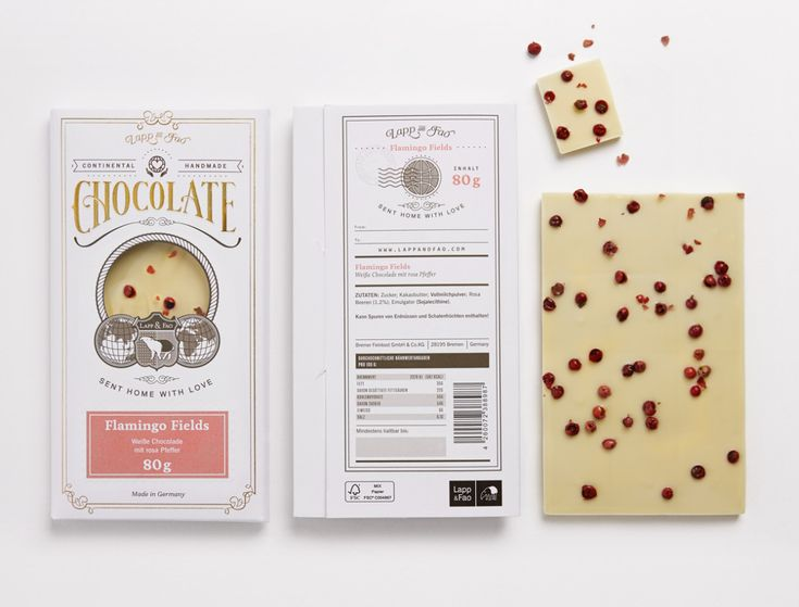 Lapp & Fao – Chocolate / by Studio Chapeaux