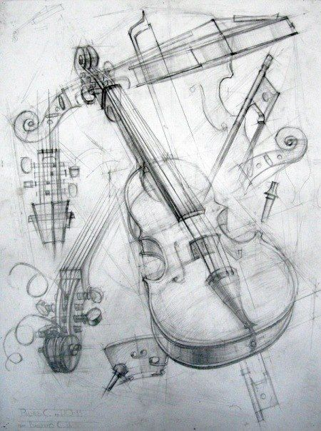 Old master drawings, construction, synthetic form and Glenn Vilppu. - Page 2
