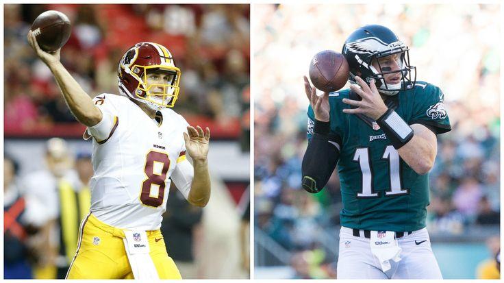 Redskins line against Eagles in NFL Week 1 seems like a Vegas trick