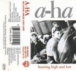 A-HA - Hunting High And Low (1985)